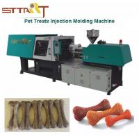 Quality Extrusion Dry Dog Food Making Machine , High Performance Pet Food Equipment for sale