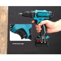 China High Efficiency 18V Cordless Drill Driver For Household Task Lightweight on sale