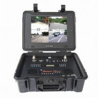 Quality Portable Wireless COFDM Image Transmitter, 1 to 20W Power Output for sale