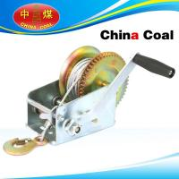 China hand trailer winch on sale