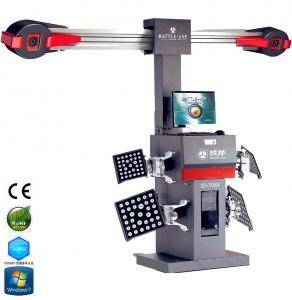 Quality 3D Wheel Aligner High Pixels CMOS Toe Sensor , Wheel Alignment Equipment for sale