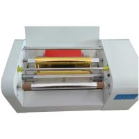 China Best seller gold digital foil printer digital foil printer for wedding card paper book hot stamping machine on sale