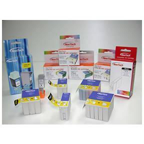 China Compatible Inkjet Cartridges on sale