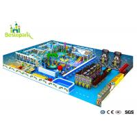 China Colorful Indoor Play Spaces For Toddlers , Indoor Playground For 1 Year Old for sale