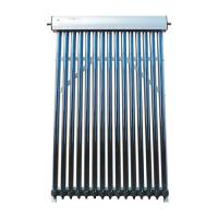 pressurized solar thermal collector