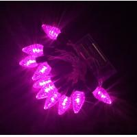 Pink String Lights Battery Operated : led string lights battery operated pink strawberry christmas light of ec90001204