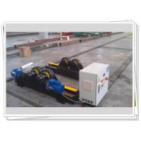 Buy cheap Self Aligning Conventional Welding Rotator Frameless With PU Wheel from wholesalers