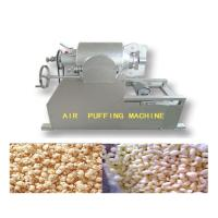 Quality Large Capacity Grain Puffing Machine , Full Automation Puffed Food Machine for sale
