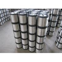 Quality Cold Drawn Stainless Steel Welding Wire Anti Fatigue Bright Surface for sale