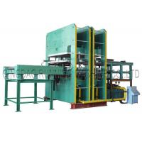 Buy cheap 800T Pressure Rubber Hydraulic Molding Vulcanizing Machine with Automatic from wholesalers