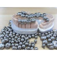 Buy cheap Nickel Based Dental Casting Alloys 220HV10 Silver Color With Soft Oxide Layer from wholesalers