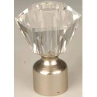 Quality Curtain Crystal Finial for sale