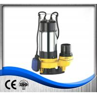 China Low Pressure Electric Submersible Water Pump Customized Color Stainless Steel on sale