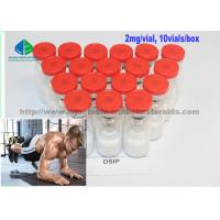 Quality Delta Sleep Inducing Human Growth Peptide DSIP Polypeptide Injectable Hormones Powder 2mg/ Vial for sale