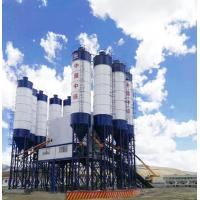 Quality 4m Stabilized Soil Mixing Station High Weighing Accuracy With JS3000 Mixer for sale
