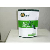 Buy cheap Plastic Chinese Tea Packaging Bag For Food , Zip Seal Bags Tea Packing from Wholesalers