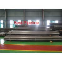 Quality ASTM A213 T11 Alloy Steel Pipe P11 Alloy Steel SCH 40  Fabricated Type for sale