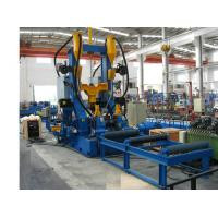 Quality Fully Automatic H-beam Production Line With 6 - 25mm web thickness for sale