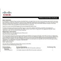 Buy PDF File Cisco IOS Software L-LIC-CT2504-25A 25 AP Adder License For 2504 WLAN Controller at wholesale prices