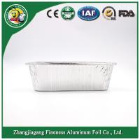 Quality Popular new coming disposable aluminium foil food  containers for sale