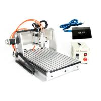 Quality USB CNC3040 3 Axis CNC Router 800w spindle 1.5kw VFD Drilling Milling Cutting Machine for sale