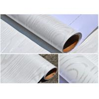 Buy cheap Imitated Wood Grain Self Adhesive Furniture Sticker For Renewing Old Furniture from wholesalers