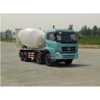 Quality Big  Concrete Mixer Truck 16 cbm 8x4 drive mode for sale