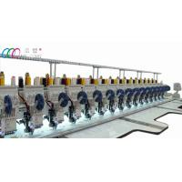 Quality 16 Heads Flat And Single Sequin Embroidery Machine for sale