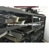 Quality C / Z Interchage Purlin Cold Roll Forming Machine With Mitsubishi Transducers for sale