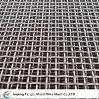 Quality Woven Vibrating Screen Mesh|Quarry Screen Wire Mesh Made by Steel Wire for sale