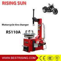 tire changing machine for motorcycles