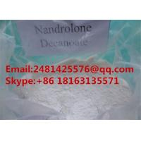 Buy cheap Muscle Growth Nandrolone Steroids Nandrolone Decanoate Powder CAS 360-70-3 from wholesalers