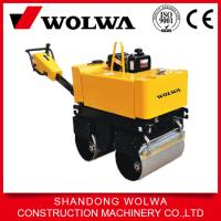 China GNYL34AC 0.82ton double drum mini road roller compactor for sale on sale