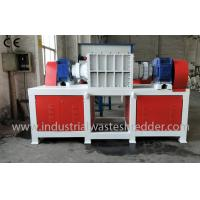 Quality High Capacity HDPE / PE Shredder , Agricultural Waste Recycling Machine for sale