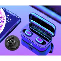 China BK-G6S 8D stereo sound New IPX7 deep waterproof Bluetooth headset with 3500 mAh charging case for mobile on sale