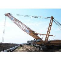 Buy Durable Knuckle Boom Jib Hydraulic Crawler Crane For Lifting 180tons Goods at wholesale prices