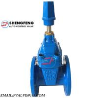 China BS5136 Ductile Iron Gate Valve DIN F4 gate valve on sale