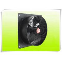 China Axial Fan with Plate Ring  Explosion proof electric round axial flow fan on sale