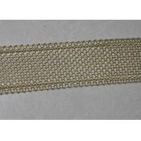 Buy cheap 16 Mesh Copper Wrapped Edge Drug Stainless Steel Screen Wire Mesh 40mm Width from wholesalers