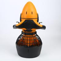 Electric Personal Underwater Scooter Diving Equipment Ergonomically Designed