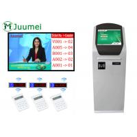 Buy Bank Queue Management System Queue System Ticket Dispenser Multi Counters at wholesale prices