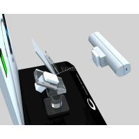 Quality Mobile Phone Anti Theft Display Stand with Pull Box Recoiler,iphone magnetic security display holder for sale