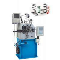 Quality Disc Spring Used Coil Winding Machine Unlimited Feed Length With Technical Support for sale