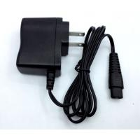 Buy cheap adaptor 3v 0.3a us plug for shaver from wholesalers
