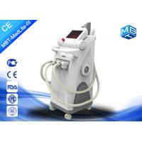 Buy cheap Multifunctional 3 in 1 SHR RF ND YAG Laser For  Hair Removal / Tattoo Removal / Face Lifting from wholesalers