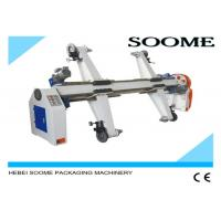 Quality Electric Corrugated Cardboard Production Line Shaftless Mill Roll Stand 2000mm for sale