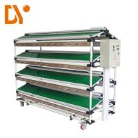 China Pipe Support Aluminium Profile Workbench Welded For Industrial Assemble Line on sale