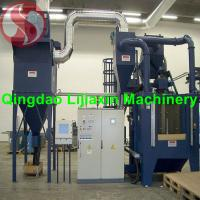 Quality Q32 Rubber Belt Shot Blasting Machine/Cleaning sand blasting machine/used sandblasting equipment for sale for sale