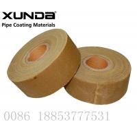 Quality Denso Prteolaum Anti Corrosive Tape For Vessel , protective Pipe Wrapping Tape for sale