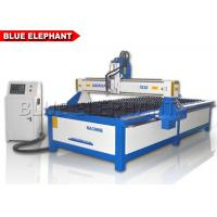 Quality Programmable Potable Pipe Plasma Cutting Machine Imported Rack Gears Transmission for sale